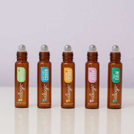 Kid-Friendly Essential Oils - Oilogic Introduces Essential Oils for Kids with 'Bundle of Joy'