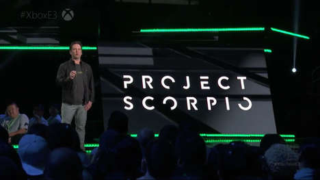 High Fidelity VR Consoles - Microsoft's Project Scorpio Offer Increased Playing Performance