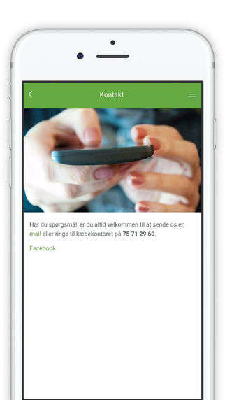 Scandinavian Camping Apps - The DK-Camp App Helps Danes and Tourists Identify Camping Sites