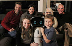 Interactive Family Robots - The 'Aido' Moving Robot Follows Users Around and Offers Assistance