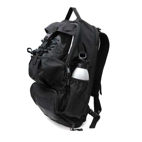 Mobile Worker Gym Knapsacks - The DSPTCH Gym/Work Pack Makes Going from Work to the Gym Easier