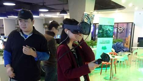 VR Gaming Cafes - This Partnership Will Bring VR Content to China's Gaming Cafes