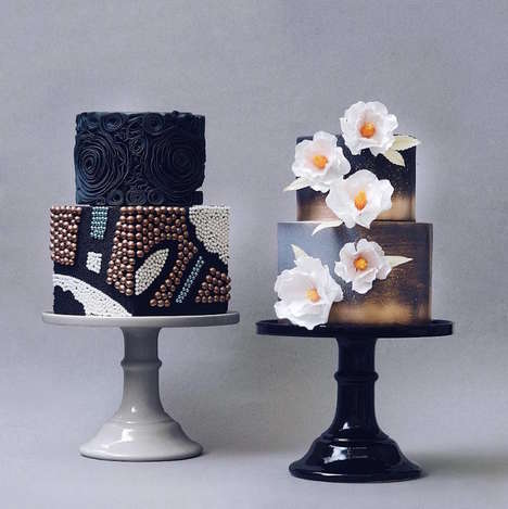 Intricate Opulent Cakes - These Beautiful Cakes Are Inspired By Fairy Tales and Pop Culture