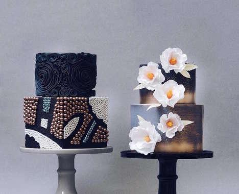 Intricate Opulent Cakes
