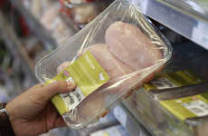 Vitamin-Enriched Poultry - Waitrose Chicken Meat will Now Be Enriched with Omega-3