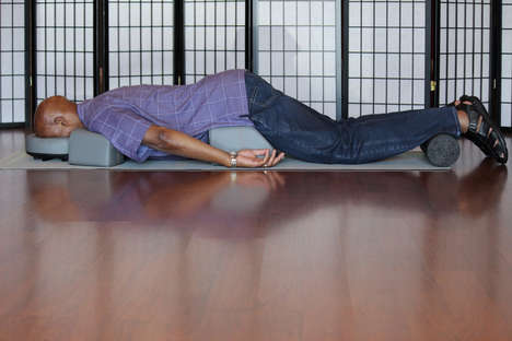 Posture-Correcting Mats - The Tru-Align Body System Claims To Correct Posture and Back Problems