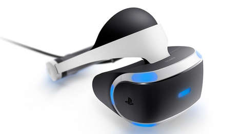 Accessible VR Headsets - The Sony PSVR Offers an Affordable Gaming Headset For Augmented Reality
