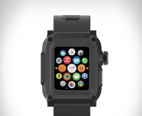Weather-Resistant Smartwatches