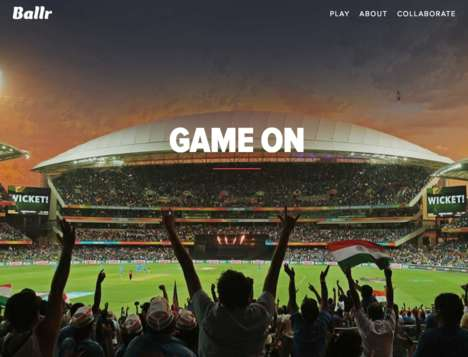 Fantasy Sport Micro-Games - 'Ballr' Introduces a Rapid-Fire Format for Fantasy Sports Gaming