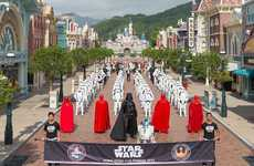 Galactic Fandom Celebrations - Hong Kong's Star Wars Parade Brought Together Dedicated Young Fans