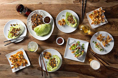 Shareable Happy Hour Menus - P.F. Chang's New Happy Hour Menu Features Snack-Sized Dishes