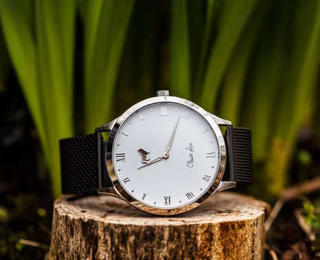 Wildlife-Benefiting Watches