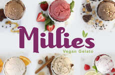 Nut-Free Gelato Flavors - Millie's Gelato is Now Selling Dairy-Free Gelato Made from Coconut Cream