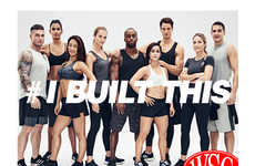 From Realistic Workout Ads to Branded Nutrition Apps