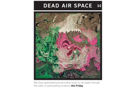 Interactive Album Release Parties - Radiohead is Celebrating Their New Album with Free Merchandise