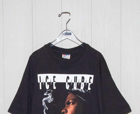Vintage T-Shirt Pop-Ups