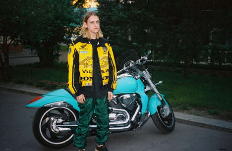 Rebellious Youth Editorials - The Ones 2 Watch 'Wish You Were Here' Series Follows Youth in Russia