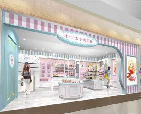 Anime Beauty Boutiques
