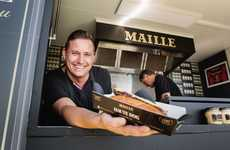 $100 Hot Dog Menus - Maille's Haute Dogs are Considered The World's Most Expensive