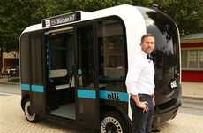 Autonomous IoT Vehicles - 'Olli' is a 3D-Printed Local Motors Car That's Powered by IBM Watson