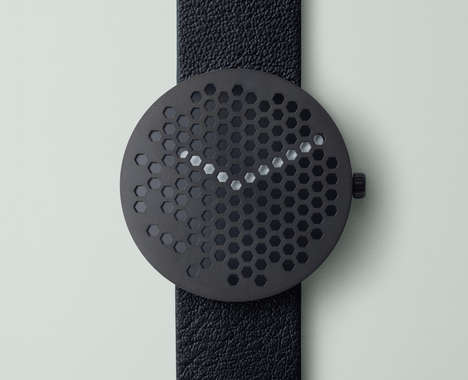 Hexagonal Watch Designs