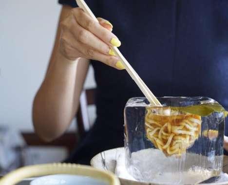 Ice Block Noodle Bowls