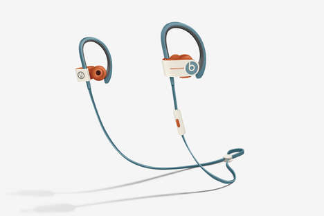 Wireless Running Headphones - The UNDERCOVER x Beats By Dre Offer High-Fashion Sport Accessories