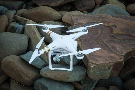 Medicine Delivery Drones - A Drone will Deliver Abortion Drugs in Ireland as a Form of Protest