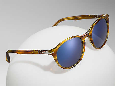 40s-Inspired Glasses Frames - The Persol Galleria 900 Collection Draws from the Brand's Archive