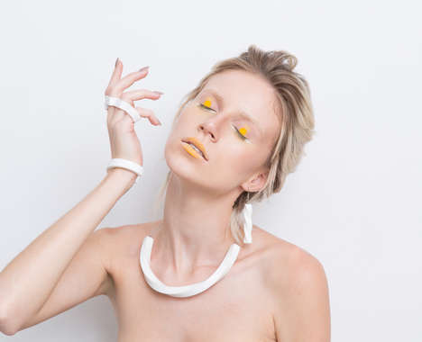 Sculptural Minimalist Jewelry