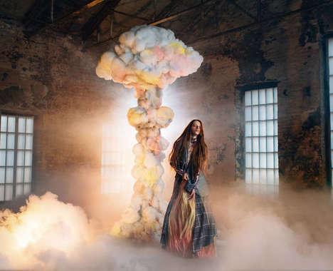 Dreamlike Fashion Photography