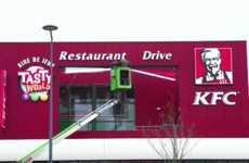 Fan-Powered Restaurant Openings - KFC's #ViteUnKFC Helped Fans Accelerate Construction