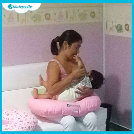 In-Mall Nursing Rooms - This Lactary Provides a Comfortable Space for Moms and Babies