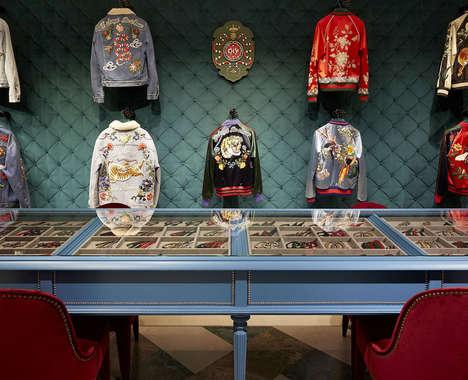 Luxury Clothing Customizations