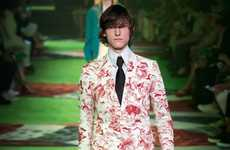 Whimsical Men's Couture