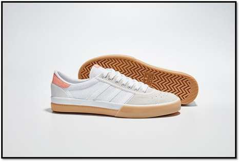 Skater-Made Sneakers - Pro Skater Lucas Puig Collaborated with adidas for a Line of Board Shoes