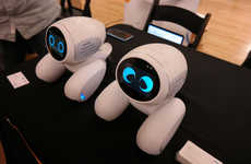 Robotic Pet Assistants - This Intelligent Pet Robot Eases Home Tasks and Offers Security
