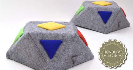 Interactive Toy Blocks - These Toys Aim to Help the Social Problems That Arise from Autism