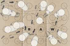 Modular Architecture Exhibits - RAW SHIFT Shows How Buildings Evolve by Adapting to Crowds