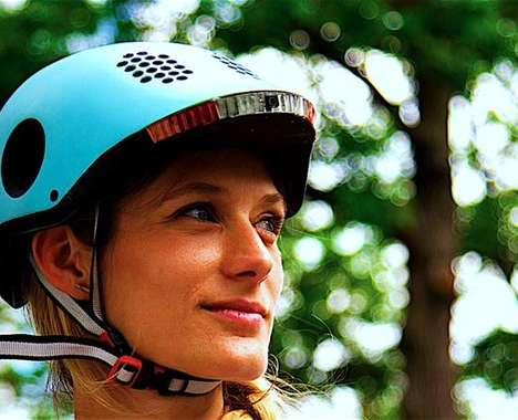 Smart Bike Helmets