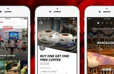 Cross-Industry Loyalty Platforms - The Virgin Red App Rewards Users While Promoting Its Businesses
