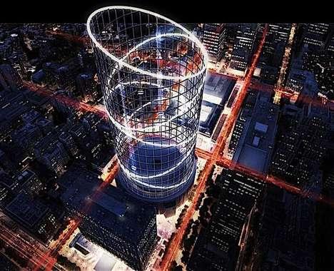 Urban Thrill Ride Concepts