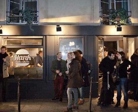 Parisian Vegan Burgers
