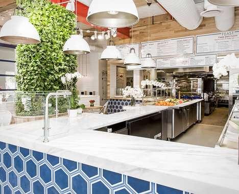 Organic Fast Food Eateries