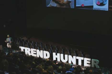Future Festival 2016 - Trend Hunter's Exclusive Annual Innovation Conference in Toronto
