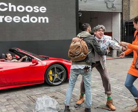 Marketing Street Performances