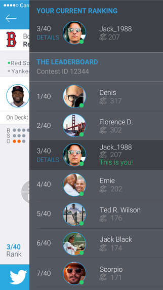 Competitive Sporting Apps - The FanZcall App for Sports Fans Helps Make Game-Time Predictions