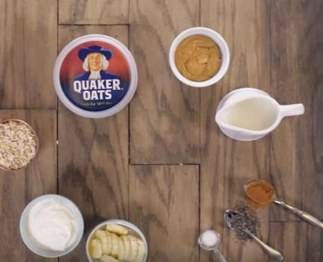 DIY Oatmeal Campaigns