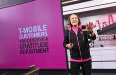 Overseas Data Deals - This T-Mobile Plan Offers Travelling Consumers Unlimited Data in Europe