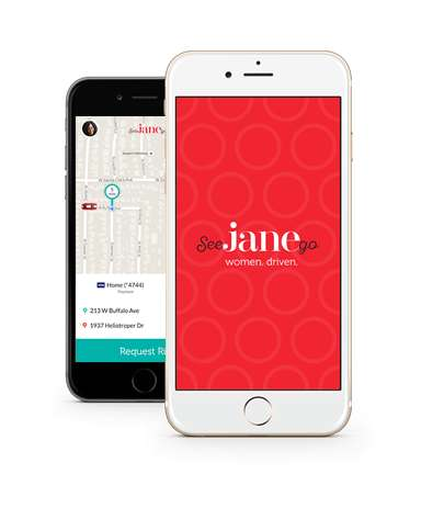 Female Ride-Hailing Services - See Jane Go Connects Female Passengers With Female Drivers